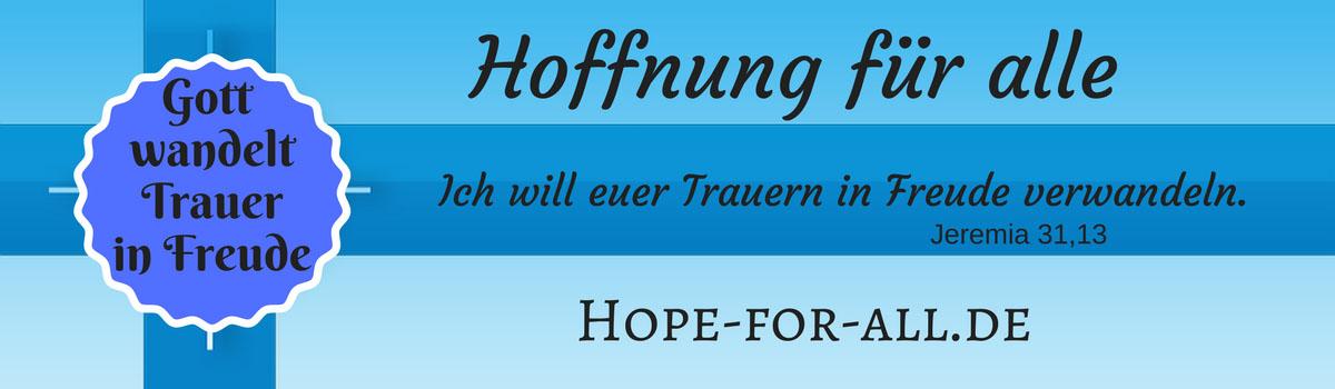 Hoffnung für alle